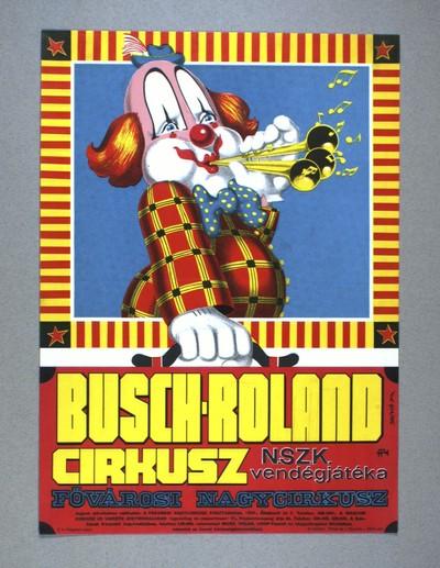 Busch-Roland Cirkusz, Fövárosi Nagycirkusz