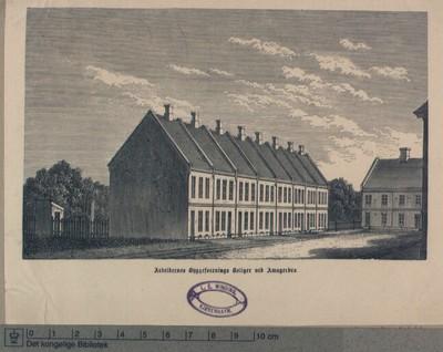Arbejdernes Byggeforenings boliger ved Amagerbro