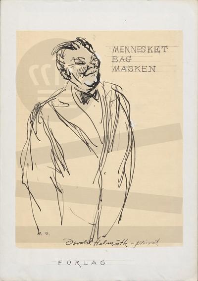 Osvald Helmuth i uidentificeret forestilling
