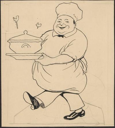 Den glade kok