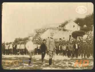 Bugarski zarobljenici u beogradskom donjem gradu