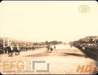 Trke na novom trkalištu 27. maja 1914. Godine