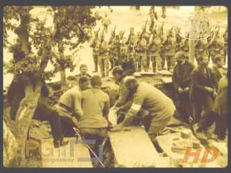 Pogreb potporučnika Z. Marinkovića