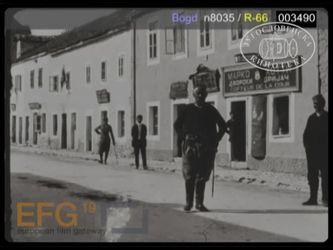 Skadar i Cetinje 1913