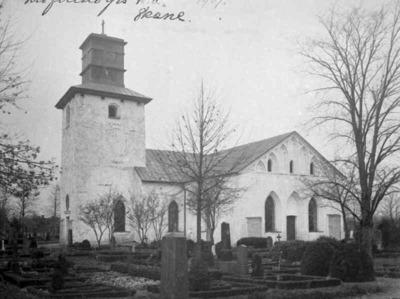 Strövelstorps kyrka