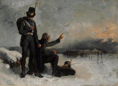 Scen från Finska kriget