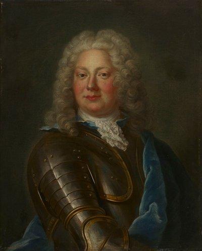 Hovmarskalk Gustaf Jakob Horn af Rantzien