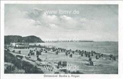 Baabe, Ostseebad Baabe auf Rügen
