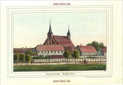 Ribnitz, Kloster