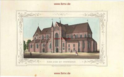 Schwerin, Dom