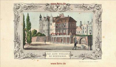 Schwerin, das alte Schloss