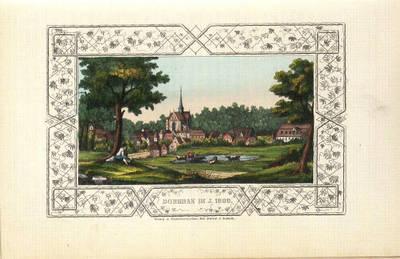 Doberan im Jahre 1800
