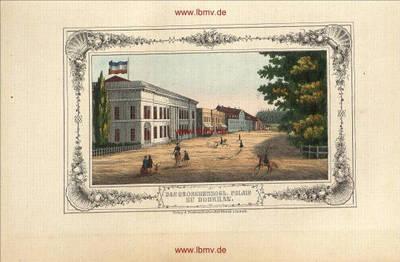 Doberan, Grossherzogliches Palais
