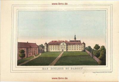 Dargun, Schloss