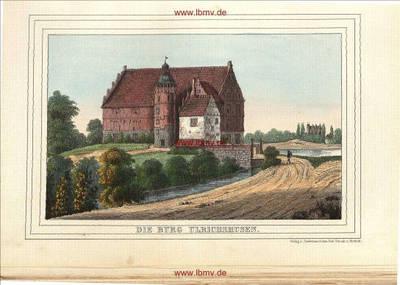Ulrichshusen, Schloss (Burg)