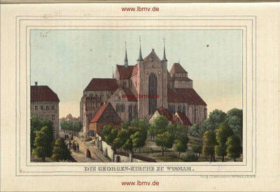 Wismar, Georgenkirche