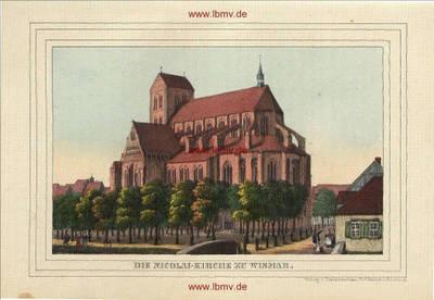 Wismar, Nikolai-Kirche