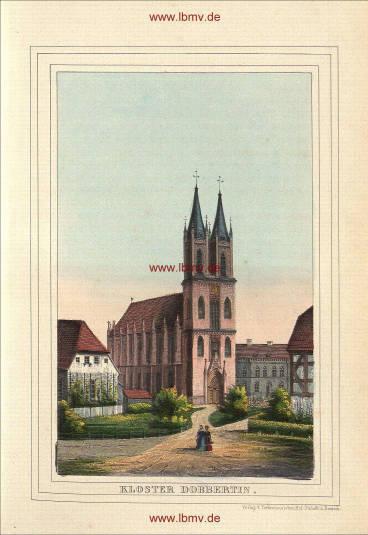 Dobbertin, Kloster