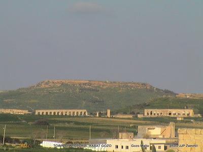 Town Of Victoria Gozo