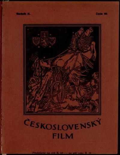 Československý film 10/1920