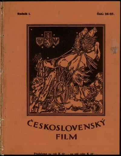 Československý film 26-27/1919