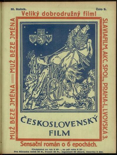 Československý film 9/1921