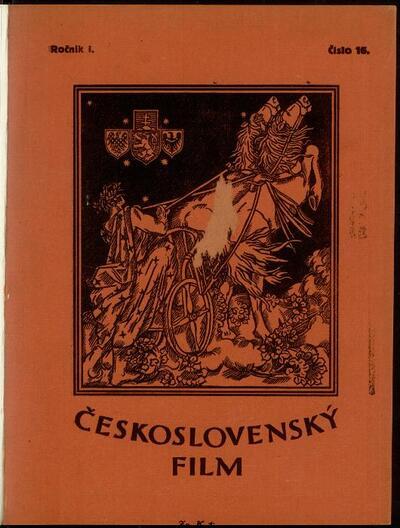Československý film 16/1919
