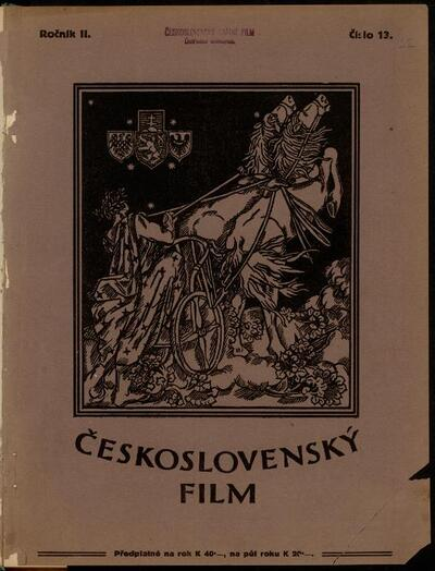 Československý film 13/1920