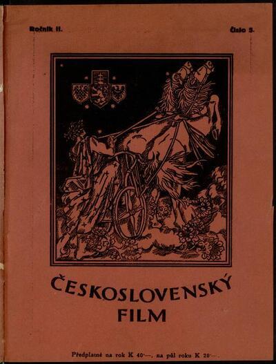 Československý film 5/1920