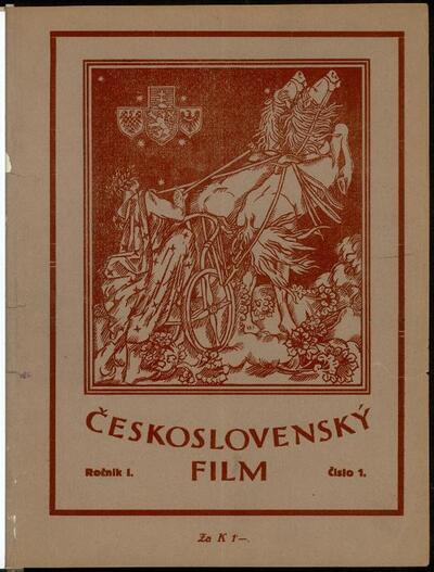 Československý film 1/1918