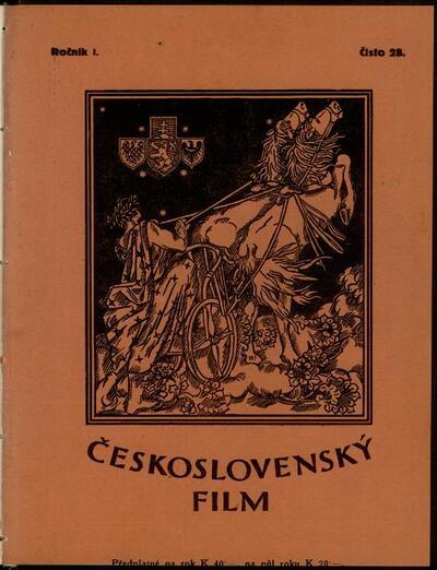 Československý film 28/1919