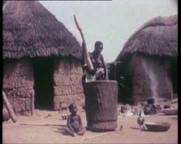Aufbruch in Dahomey