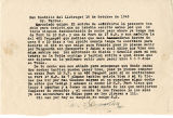 Carta al Sr. Farrús sobre la documentació de diferents vehicles.