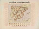 La enseñanza universitaria en España : curso de 1877 á 1878 : publícase de Real órden, siendo ministro de Fomento el Excmo. Conde de Toreno