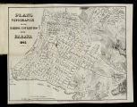 Plano topografico de los barrios del estramuro de la Habana