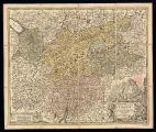 Comitatus Principalis Tirolis in quo Episc. Ttidentin et Brixensis : comitatus Brigantinus, Feldkirchiae Sonebergae et Pludentii accurate exhibentur