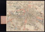 Plan von Berlin : mit nächster umgebung
