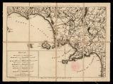 Piana Litorale e sue adicenze, da'confini del Regno di Napoli fin a Pesto
