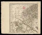 Mapa del reyno de Aragón : dividido en su arzobispado, obispados y corregimientos