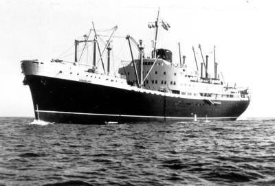 Motonau GUADALUPE , de la Cia Trasatlantica