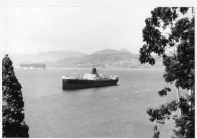 Motonau HABANA , de la Cia Trasatlantica