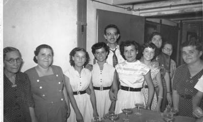 Esperança Caballé - Fotografia celebració 25 anys fàbrica tèxtil Can Saladrigas - interior fàbrica (2)