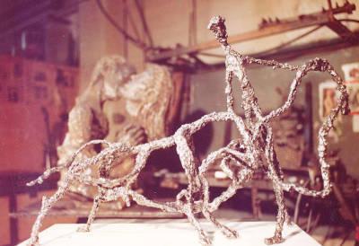 Escultura temàtica taurina