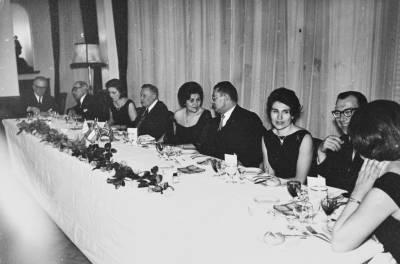 Sopar de cloenda de la IX edició del Concurs Maria Canals