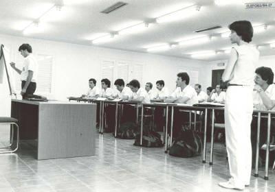 Alumnes a l'aula