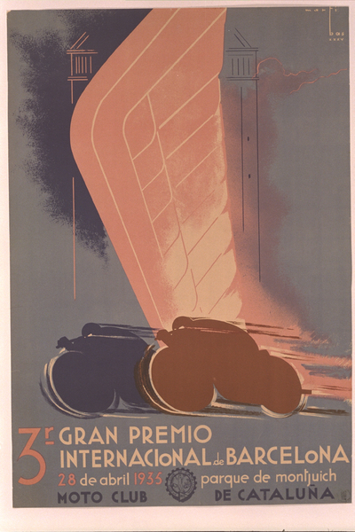 3r. Gran Premio Internacional de Barcelona