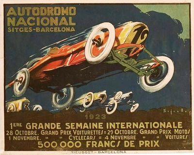 Autódromo nacional Sitges-Barcelona