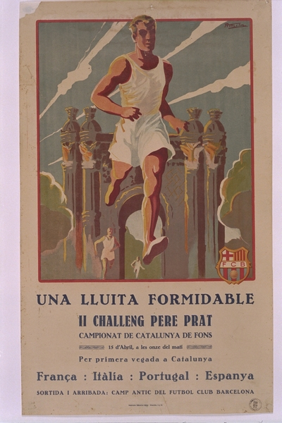 II Challenge Pere Prat: campionat de Catalunya de fons