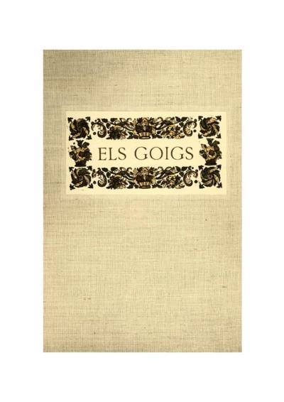 Goigs, Els (volum 2)