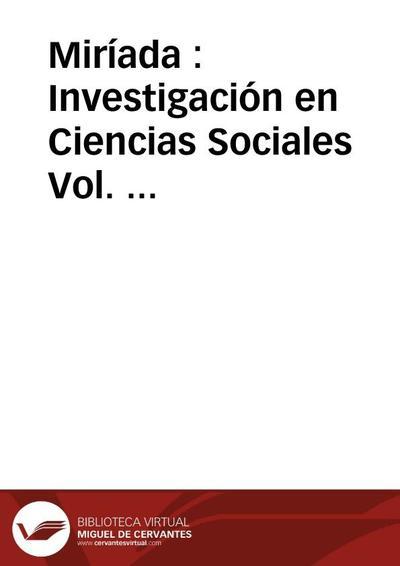 Vol. 1, número 1 (2008)